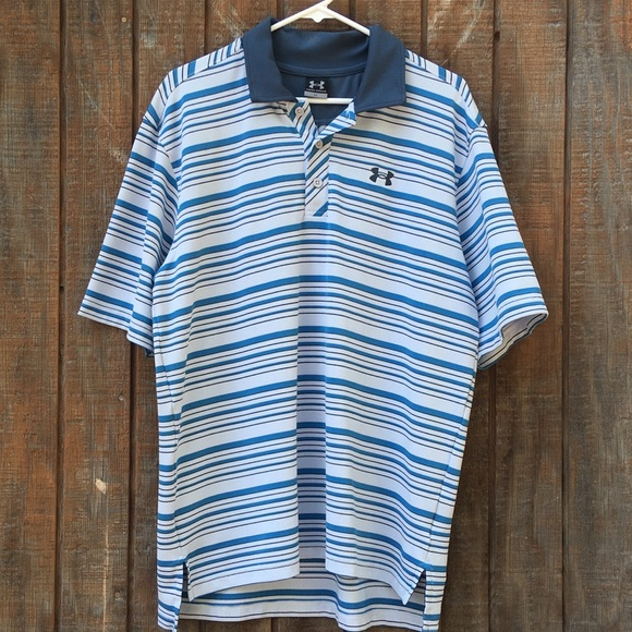 Under Armour Other - Men's Under Armour Polo, Size Large